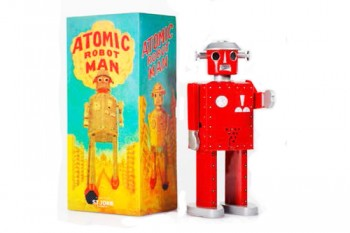 Robot Atomic Red