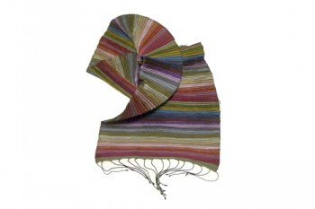 rainbow pleat