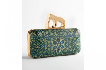 golden angel clutch