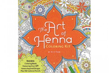 Designer Event- The Art of Henna with Atif Toor