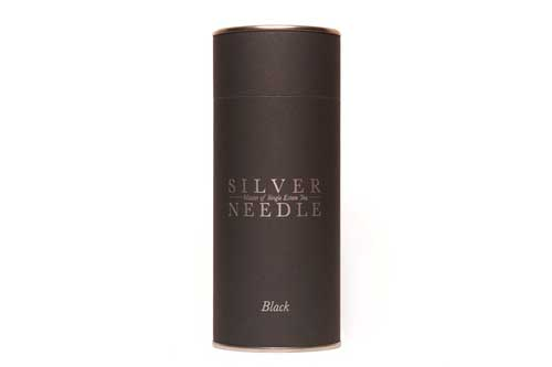 Black-Silver-Needle